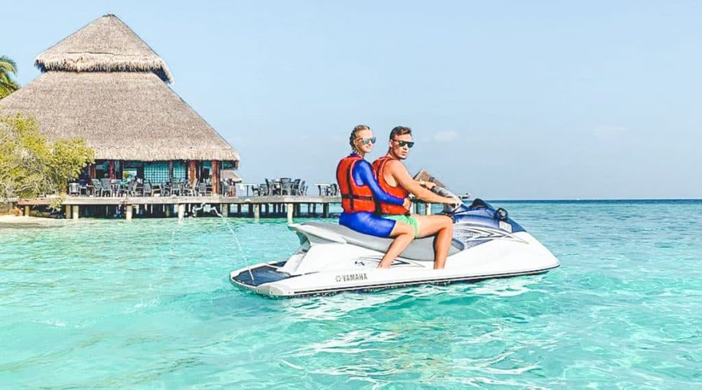 Maldives resort Adaaran club Rannalhi