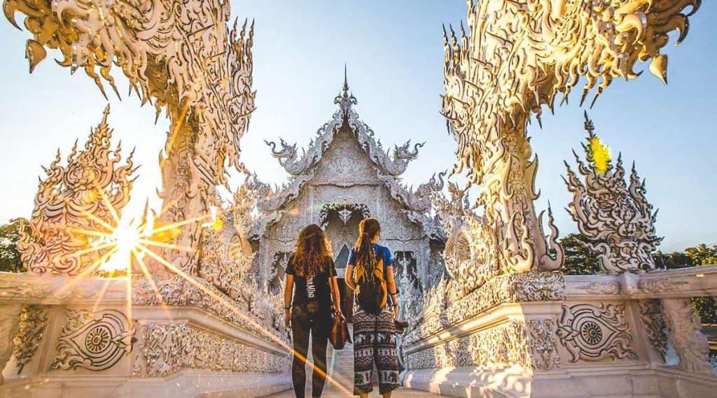 Chùa Trắng Chiang Rai