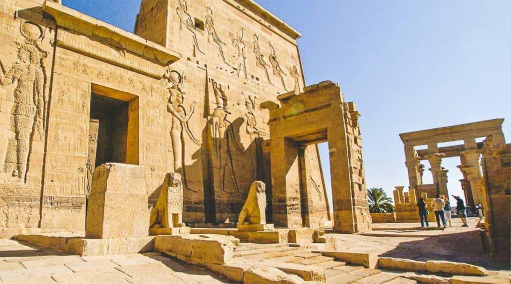 Đền Philae