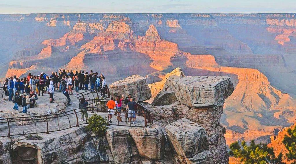 Khám phá Vòng Cung Phía Nam Grand Canyon