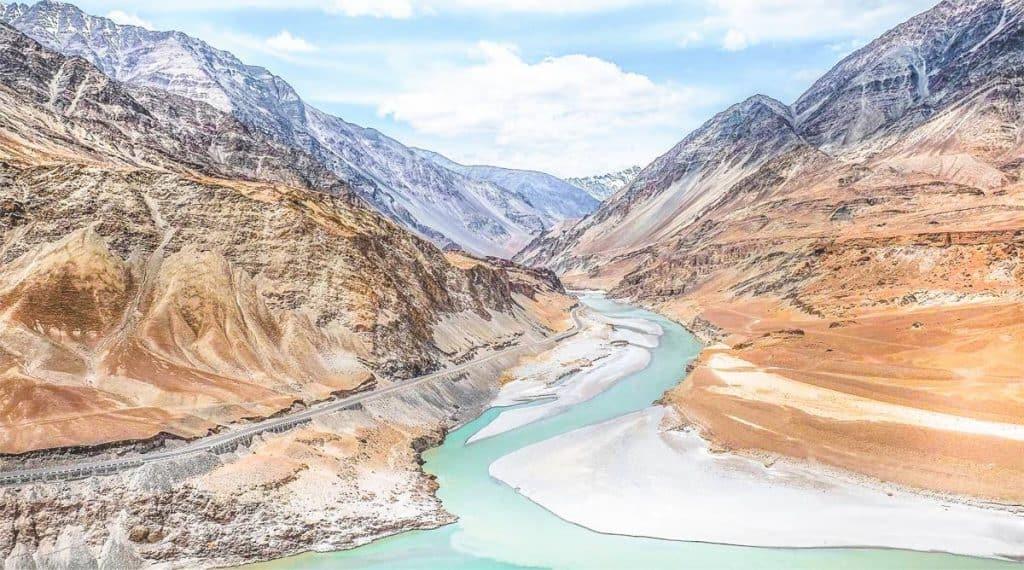 dòng sông Indus