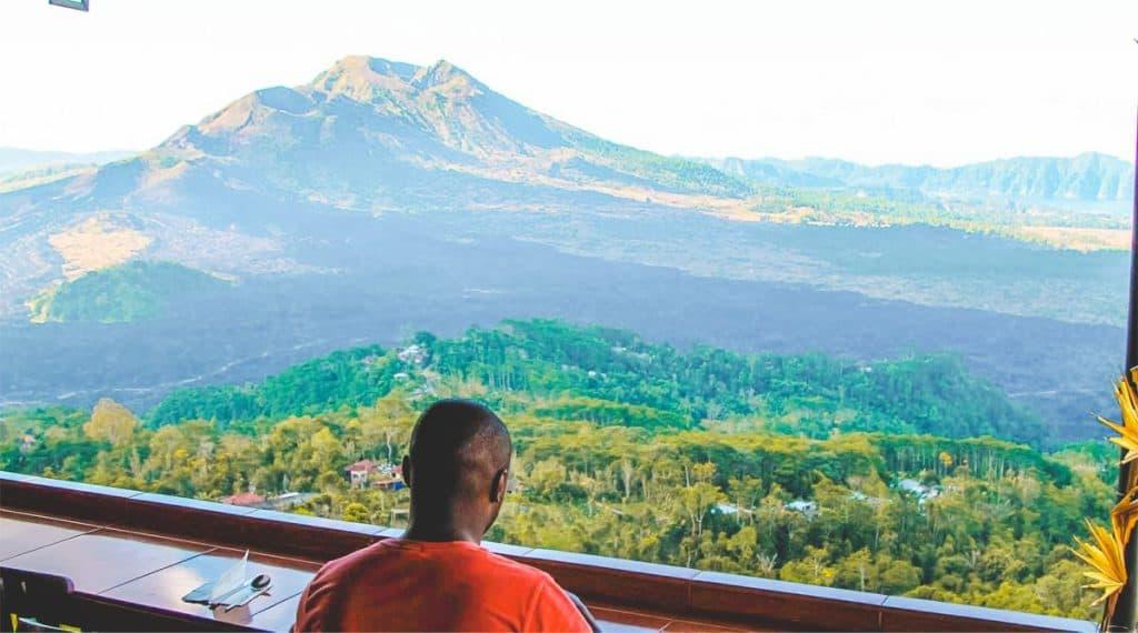 núi Kintamani