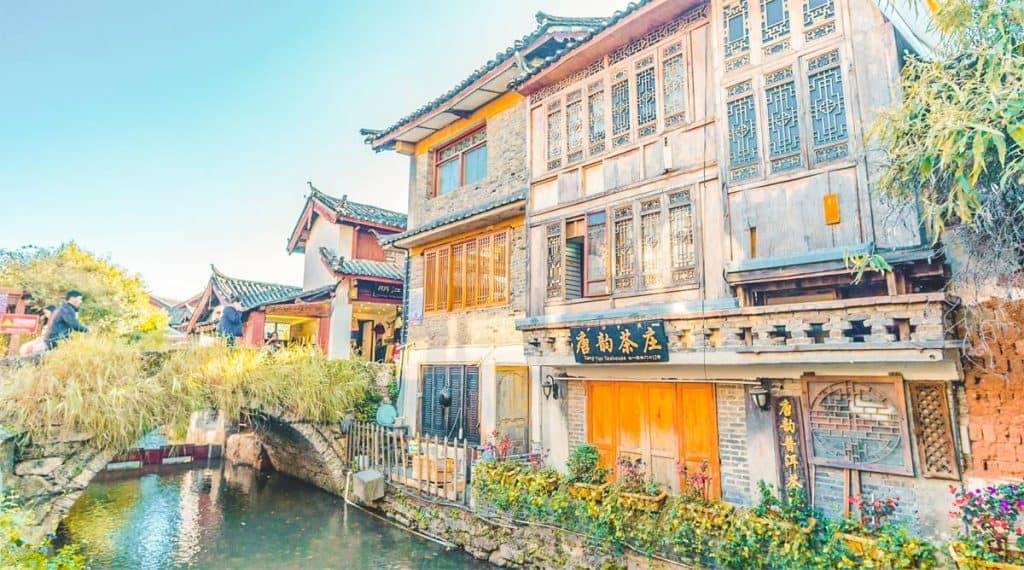 Lijang Old Town