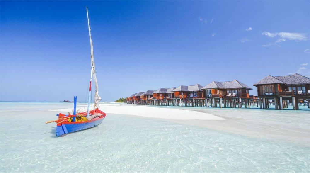 Maldives Resort Olhuveli beach & spa