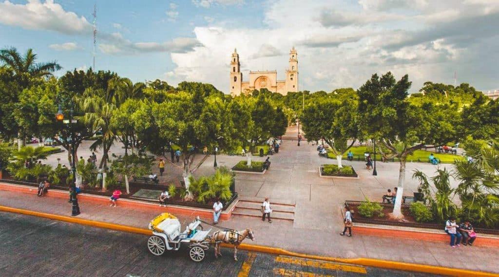thành phố Merida
