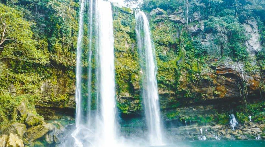 thác nước Misol