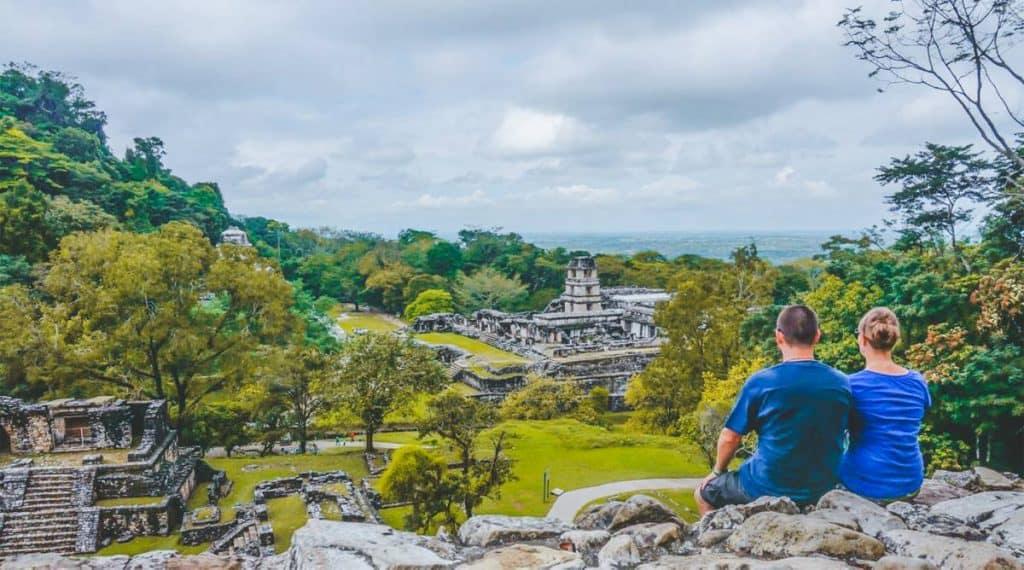 khám phá khu vực Palenque