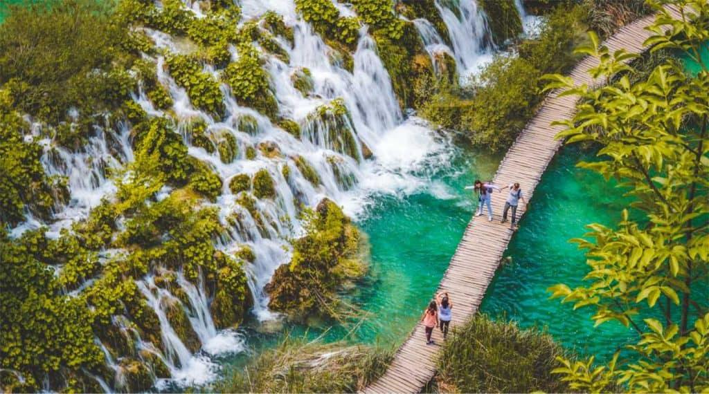 Công viên Hồ quốc gia Plitvice