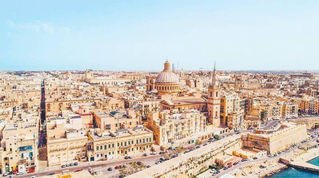 thủ đô Valletta